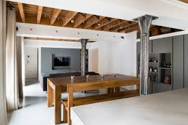Loft Design Old Warehouse Apartment Becomes Flexible Loft Design Milk