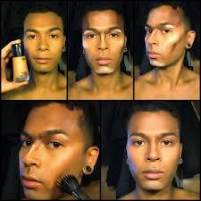 male contour tutorial insram davidyubeauty portland or