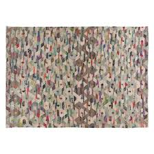 trigas large multi coloured flat weave rug 170 x 240cm now at habitat uk