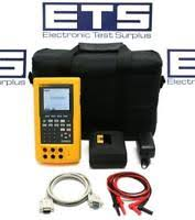 fluke 744 documenting process calibrator hart 275 fluke 744 documenting process calibrator
