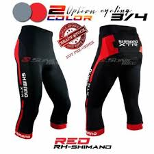 freereturn ready stock free return high quality 3 4 cycling pant ph shimano