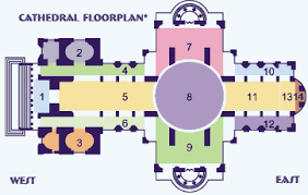 FileDehio 83 Tournai Floor Planverjpg  Wikimedia CommonsCathedral Floor Plans