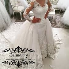 best 25 indian wedding dresses ideas on pinterest indian Wedding Dress Rental Online India 2017 fall plus size mermaid overskirts wedding dresses detachable train vintage lace long sleeves beaded muslim indian spanish bridal gowns Wedding Dresses for Rent