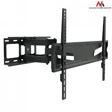 maclean mc 723 adjule wall mounted tv bracket