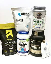 Athlete's Guide To <b>Whey Protein</b> Powders — Eleat <b>Sports Nutrition</b> ...