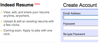 Make A Resume On Indeed What Is Indeed Resume Indeed Blog