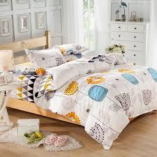 image of modern kids bedding