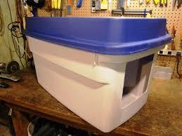 bucket cat box