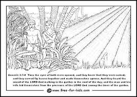 You can print or color them online at getdrawings.com for absolutely free. Adam And Eve Colouring Pages Www Free For Kids Com