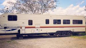top 5th wheel toy hauler of tiny house living festival