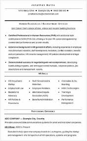 Human Resources Manager Resume Elegant Professional Human Resources Impressive Human Resources Manager Resume