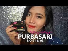 purbasari color matte no 91 93 you