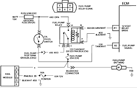 fuel system schematics (and fuel gauge troubleshooting) ford taurus fuel pump wiring diagram Ford Taurus Fuel Pump Wire Schematic #40