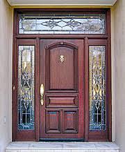 wood front doorsCustom Wooden Entry Exterior Front Doors For Homes
