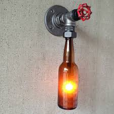steampunk lighting. Sconce Lamp - Industrial Lighting Fixture Steampunk Light Wall G
