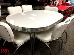 Adorable Black And White Dinette Sets Room Rooms Full Dining Kitchen