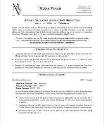 professional highlights resume examples example 14 weak resume that was  improved with the addition of a .