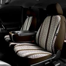 wrangler series 1st row brown seat cover