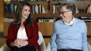 Bill und Melinda Gates lassen sich scheiden - GrenzEcho