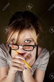 Nerd Teen Girls Glasses