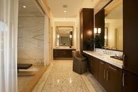 brown ceramic wall tiles as bath wall decor small master bathroom design ideas white full tile