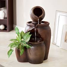 small indoor water fountains and tabletop s and unique clay pitcher graded also small indoor fountain