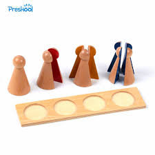 Skittles Wooden Board Game Baby Toy Montessori Family Version Small Fraction Skittles with 76