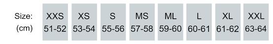 51 Unusual Agv Glove Size Chart