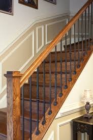 Custom Stair Railing Best 20 Wood Stair Railings Ideas On Pinterest Stair Case