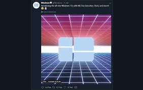 Windows 1 Windows 1 0 Microsoft Creates Confusion On Social Media