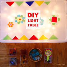 diy light table that s easy and affordable