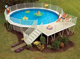 mapajunctioncom 11 Above Ground Swimming Pools Designs for Kids