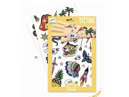 Djeco Tetování Bang Bang