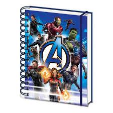 <b>Блокнот</b> Pyramid International <b>Marvel</b> - <b>Avengers</b>: <b>Endgame</b> Купить ...