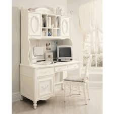Isabella puter Desk and Hutch