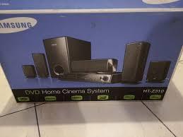 Samsung Ht Z310 1000w Dvd Home Cinema ...