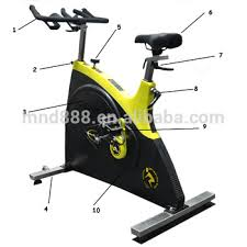 mnd d07 pt fitness exercise bikes home gym mercial spinning fashion mercial stationary bikes