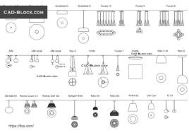 Light Fixtures Autocad Blocks Ceiling Light Fixture Dwg Free Autocad Blocks Download