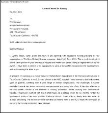 Best Ideas Of Letter Of Intent For A Job Templates 19 Free Sample