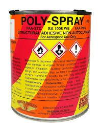 Poly Fiber Poly Spray