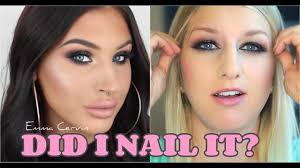 testing you makeup tutorials grwm emma cervin and wayne goss