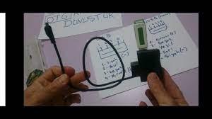 USB kablolu şarj cihazını OTG Kabloya Dönüştürme / How make OTG cable DIY -  YouTube