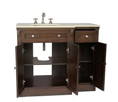 42 Bathroom Vanities Adelina 42 Inch Traditional Bathroom Vanity Fully Assembled