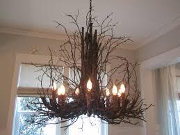 tree branch chandelier nature tree branch light fixture diy tree branch chandelier