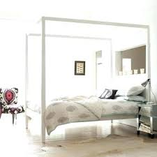 Wonderful Four Post Bed Modern 4 Post Beds Clean Lines Four Poster Bed Loft  Bedroom Modern