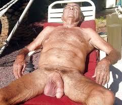 Grandpa what a big cock