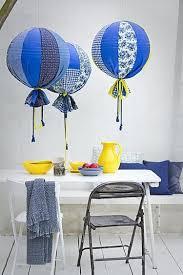 Leuke Luchtballonlamp Voor De Kinderkamer Met Rijstpapierlamp Van
