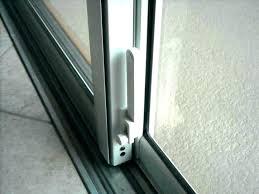 replacing sliding glass door sliding patio door hardware sliding patio door latch patio sliding glass door