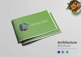Architecture Brochure Template Modern Architecture Brochure Design Template In PSD Word Publisher 7