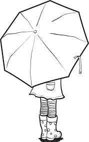 Small Picture Umbrella Coloring Page vrityskuva lapset sateenvarjo syksy